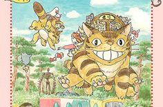 三鷹の森ジブリ美術館で、新企画展示「猫バスにのって ジブリの森へ」が開催される。期間は2016年7月16日(土)から2017年5月(予定)まで。coyStudio Ghili coyMueo d#39...