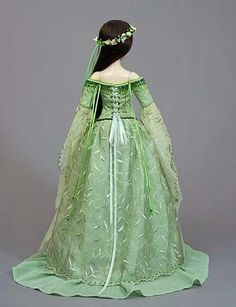 Guinevere ~ by Martha Boers [2nd of three pins]