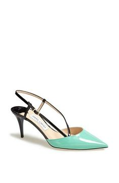 Shop Women's Jimmy Choo Pumps on Lyst. Track over 3317 Jimmy Choo Pumps for stock and sale updates. Pretty Shoes, Beautiful Shoes, Mint Heels, Jimmy Choo Shoes, Women's Pumps, Me Too Shoes, Shoe Boots, Ankle Boots, Shoes Heels