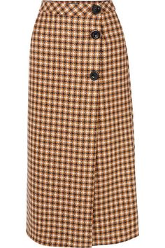 Instead, work it into your autumn ensembles. Ahead, see our favorite fall skirt outfits. Skirt Outfits, Fall Outfits, Cute Outfits, Fashion Outfits, Fall Skirts, Summer Skirts, Skirt Patterns Sewing, Thanksgiving Outfit, Modest Dresses