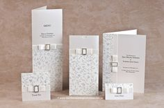 Glamour:  Wedding Stationery Design