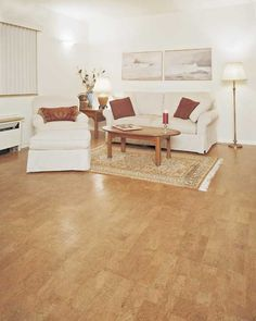 Marble cork flooring cork is more durable than hard wood for Cork flooring wood grain look