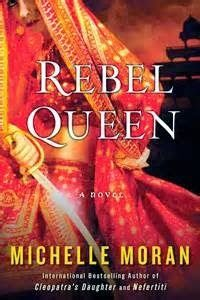 She is too fond of books: Book Review: Rebel Queen