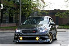Corolla Xrs, Toyota Corolla, Corolla Altis, Pontiac Vibe, 4x4 Off Road, Toyota Cars, First Car, Jdm, Cars And Motorcycles