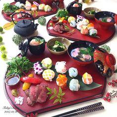 Cute Food, I Love Food, Yummy Food, Tasty, Japanese Dishes, Japanese Food, Tastemade Recipes, Homemade Ramen, Sushi Party