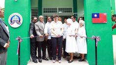 Vicepresidenta Margarita Cedeño inaugura centro de capacitación en Barahona
