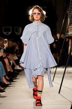 Henrik Vibskov Copenhagen Spring 2018  Fashion Show Collection