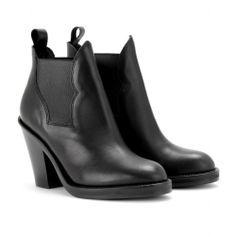 mytheresa.com - Lederboots Star ∫ Acne | mytheresa.com - Luxury Fashion for Women / Designer clothing, shoes, bags