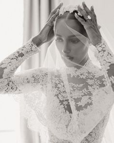 Timeless Wedding Hair and Makeup Looks You'll Love Forever Jasmine Tookes, Celebrity Wedding Dresses, Celebrity Weddings, Quito, Wedding Looks, Wedding Day, Dream Wedding, Wedding Bells, Garden Wedding