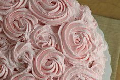 Pink Champagne Cake | Joanne Eats Well With Others