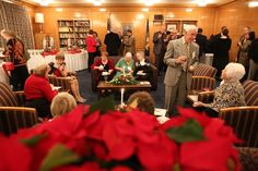 2012 Holiday Reception.  Lots of soft seating and room to mingle.  Definitely our 'comfiest' event!  #donorlove #events