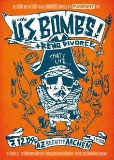 US Bombs!