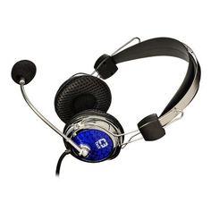 FRETE GRÁTIS - Fone de ouvido headset pterodax c3tech com microfone