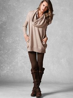 Every single color!!!! Multi-way Tunic Sweater