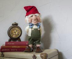 Handmade gnome by Margo