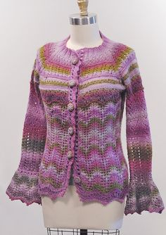 Cool+Things+to+Knit | Cool Cardigan | Things to Knit