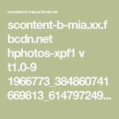 scontent-b-mia.xx.fbcdn.net hphotos-xpf1 v t1.0-9 1966773_384860741669813_6147972499440875078_n.jpg?oh=c7ad726ffa24af7fee4306cfce0cdafb&oe=54F8F054