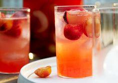 Stone-Fruit Sangria