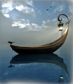 Canoa celestial