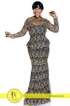 NHN Couture- ~Latest African Fashion, African Prints, African fashion styles, African clothing, Nigerian style, Ghanaian fashion, African women dresses, African Bags, African shoes, Nigerian fashion, Ankara, Kitenge, Aso okè, Kenté, brocade. ~DKK