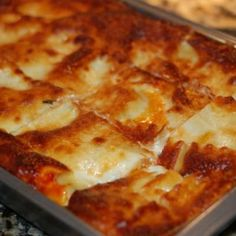 Absolute Best Ever Lasagna Recipe and other good casserole recipes