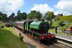 Drinks Mat // Coaster og Corfe Castle Swanage Railway