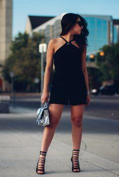 Ashley Settingiano, silverstile.com - Eyelet - Style Me, Personal Style, Clothes, Dresses, Fashion, Vestidos, Moda, Clothing, Kleding