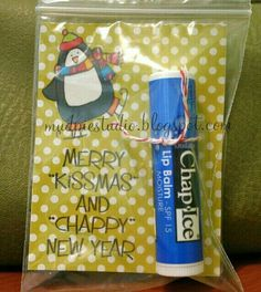 Great stocking stuffer gift , for kids from teachers or for party events. G;)