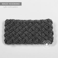 Maize is a free headband pattern with beautiful, bold cables. Of all the textured stitches out there, this one is by far my favorite. For extra warmth, I plan to line this headband with some soft grey fleece. For this headband, I used Knit Picks Brava Bulky in Cobblestone Heather.… Read more...