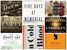 12 Great Works of Narrative Non-Fiction