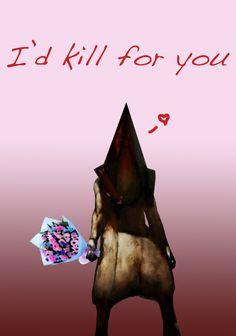Pyramid Head Valentine
