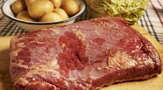 Learn how to make an irresistible corned beef using the crockpot. It will slow cook to perfection and you can add your favourite veggies. It's a must-try recipe!