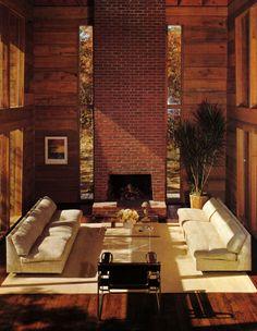 "#wood #Wood_floor supremeinteriors: ""1601 Decorating Ideas for Modern Living | Gerd Hatje / Peter Kaspar ©1975 """