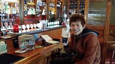 Have You Seen Yuyu Abe? He's Trying To Drink A Pint In Every Pub In Dublin! Irish News, Have You Seen, Guinness, Dublin, Drinks, Drinking, Beverages, Drink, Beverage