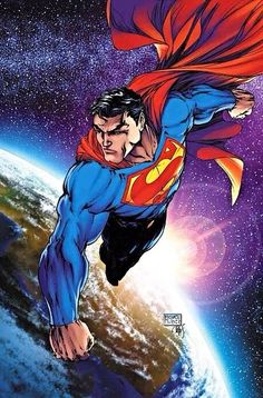 Superman And Superwoman, Superman Art, Superman Stuff, Michael Turner, Man Of Steel, Animal Tattoos, Design Quotes, Outdoor Travel, Celebrity Weddings