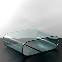 Mesa de centro 90x75x30 Cristal Transparente