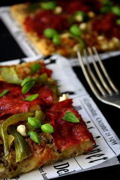 Kakkuviikarin vispailuja!: Helppo ja nopea peltipiirakka Vegetable Pizza, Feta, Tacos, Mexican, Vegetables, Ethnic Recipes, Vegetable Recipes, Mexicans, Veggies