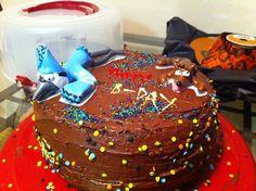 Regular Show Cake by ~Polarcartoons on deviantART