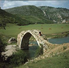 Bridge on the River Uvac,Serbia