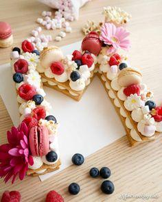 Le number cake qui fait fureur – Mimi's cooking club