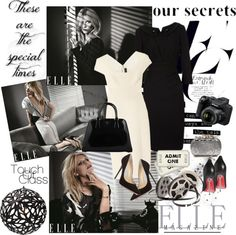 """""""Our secrets..."""" by anallasa ❤ liked on Polyvore"""