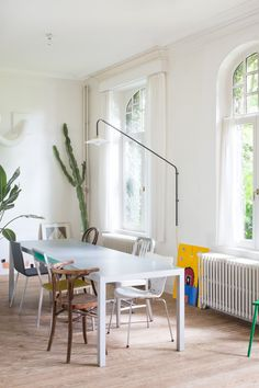 Greenterior, a new book by the founders of Antwerp's Coffeeklatch, looks at designers and artists' homes through the lens of their abundant houseplants.