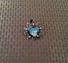 Tinkerbell Snow Flake Disney Pin