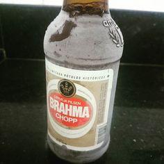 Aqui em casa é assim! #mofada #cerveja #cerveza #beer #bier #cerveza #birra #amomuito #brahma #rotulohistorico