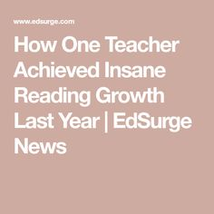 How One Teacher Achieved Insane Reading Growth Last Year Reading Test, 5th Grade Reading, Reading Intervention, Reading Levels, Teaching Reading, Reading Resources, Reading Strategies, Classroom Organization, Classroom Management