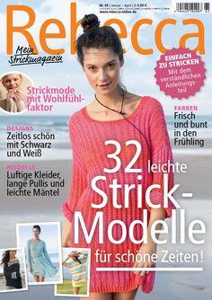 Rebecca 65  Stricken mit Rebecca - Heft 65