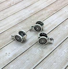 Pioneer Handcart Charm hand cart pioneer trek small by doodlebead