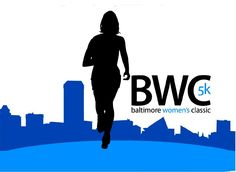 Baltimore Women's Classic = my first 5K on 6/24/2012.  I will be running it again this year both for the streak and for the bling!
