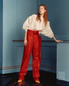 MAP - News – Jamie Hawkesworth Shoots for The New York Times Style Magazine