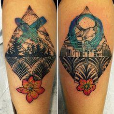tattoos by Katie Shocrylas @kshocs